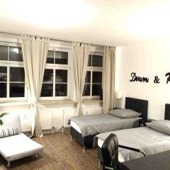 Отель Dream & Relax Apartment's Hauptbahnhof Германия, Нюрнберг - отзывы, цены и фото номеров - забронировать отель Dream & Relax Apartment's Hauptbahnhof онлайн комната для гостей фото 2