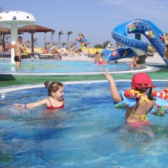 The Club Golden 5 Hotel & Resort детские мероприятия фото 2