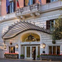 Hotel Eden - Dorchester Collection вид на фасад фото 2
