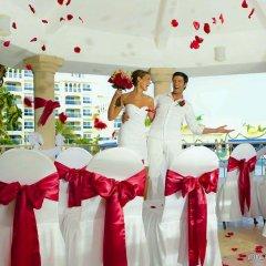Отель Occidental Costa Cancún All Inclusive Мексика, Канкун - 12 отзывов об отеле, цены и фото номеров - забронировать отель Occidental Costa Cancún All Inclusive онлайн помещение для мероприятий