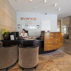 Hotel Avance интерьер отеля фото 2