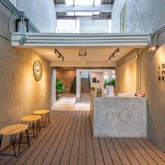 Отель Lost Inn BKK Бангкок интерьер отеля