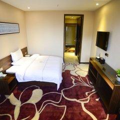 Отель Insail Hotels Railway Station Guangzhou комната для гостей фото 4
