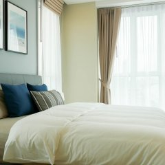 Отель Cetus Beachfront Condo By Pong Паттайя комната для гостей фото 4