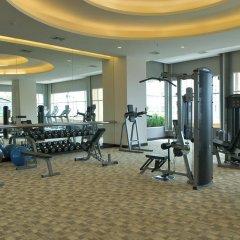 Отель The Narathiwas Hotel & Residence Sathorn Bangkok Таиланд, Бангкок - отзывы, цены и фото номеров - забронировать отель The Narathiwas Hotel & Residence Sathorn Bangkok онлайн фитнесс-зал фото 2