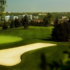 Отель Golf Depandance Прага спортивное сооружение