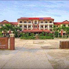 Отель Bach Dang Hoi An Hotel Вьетнам, Хойан - отзывы, цены и фото номеров - забронировать отель Bach Dang Hoi An Hotel онлайн парковка