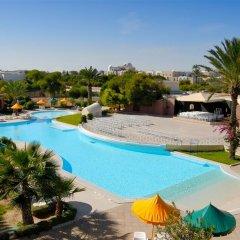 Отель Ksar Djerba Тунис, Мидун - 1 отзыв об отеле, цены и фото номеров - забронировать отель Ksar Djerba онлайн бассейн фото 3