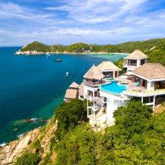 Отель Villa Sabai Jai пляж