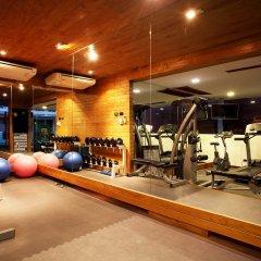 Отель La Flora Resort Patong фитнесс-зал фото 3