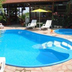 Отель Bisser Болгария, Аврен - отзывы, цены и фото номеров - забронировать отель Bisser онлайн бассейн