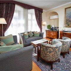 Отель Golden Well Прага комната для гостей фото 2