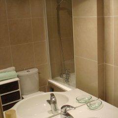 Апартаменты Quartier Latin (2) Apartment Париж ванная