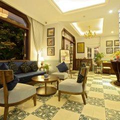 Lantana Hoi An Boutique Hotel & Spa интерьер отеля фото 3