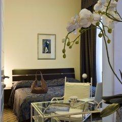Отель Mamaison Residence Izabella Budapest комната для гостей