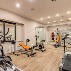 Hotel 87 Eighty-Seven фитнесс-зал фото 3