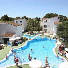 Отель HSM Club Torre Blanca бассейн