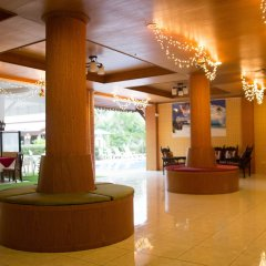 Natural Samui Hotel интерьер отеля