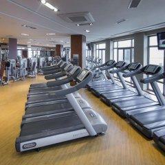 Отель Titanic Business Kartal фитнесс-зал