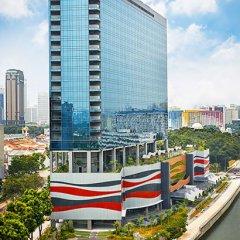Hotel Boss Сингапур спортивное сооружение