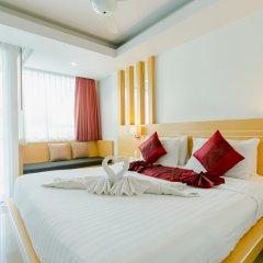 Aspery Hotel комната для гостей