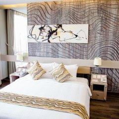 Papaya Saigon Central Hotel комната для гостей фото 3