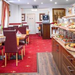 Отель TIPTOP Hotel Burgschmiet Garni Германия, Нюрнберг - отзывы, цены и фото номеров - забронировать отель TIPTOP Hotel Burgschmiet Garni онлайн питание