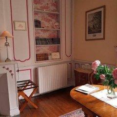 Отель Château de Beaulieu Франция, Сомюр - отзывы, цены и фото номеров - забронировать отель Château de Beaulieu онлайн комната для гостей фото 4
