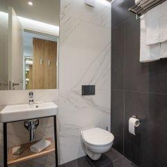 Отель Adella Boutique София ванная