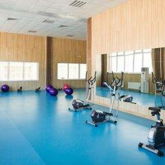 Гостиница Яхонты Таруса фитнесс-зал