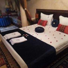 Отель Riad La Porte Du Bouregreg сейф в номере