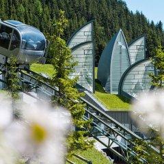 Tschuggen Grand Hotel Arosa парковка