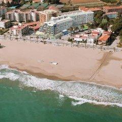 Отель Nubahotel Coma-ruga пляж фото 2