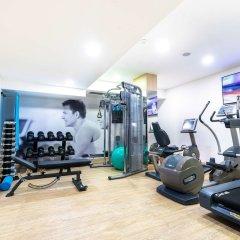 Отель Occidental Praha Five фитнесс-зал фото 2
