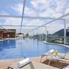 Отель Somerset Garden City Shenzhen Hotel Китай, Шэньчжэнь - отзывы, цены и фото номеров - забронировать отель Somerset Garden City Shenzhen Hotel онлайн бассейн фото 2