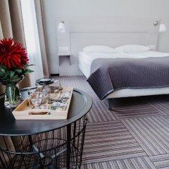 Апартаменты Невский Гранд Апартаменты Стандартный номер с двуспальной кроватью фото 27