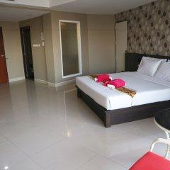 Отель Welcome Plaza Паттайя
