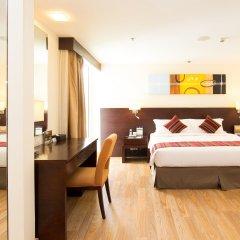 Отель Lohas Residences Sukhumvit Бангкок комната для гостей