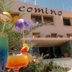 Comino Hotel Комино бассейн