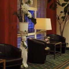 Отель Balance Hotel Leipzig Alte Messe Германия, Ройдниц-Торнберг - 1 отзыв об отеле, цены и фото номеров - забронировать отель Balance Hotel Leipzig Alte Messe онлайн интерьер отеля фото 2