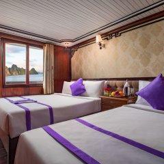 Отель Halong Lavender Cruises комната для гостей фото 3