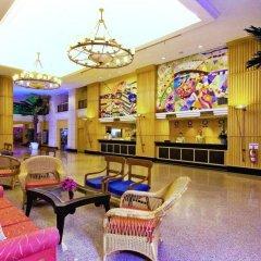 Отель Jomtien Palm Beach Hotel And Resort Таиланд, Паттайя - 10 отзывов об отеле, цены и фото номеров - забронировать отель Jomtien Palm Beach Hotel And Resort онлайн развлечения