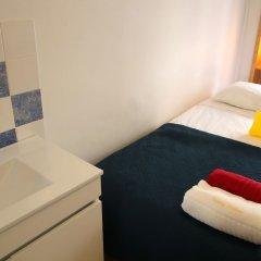 Отель Sunny Lisbon - Guesthouse and Residence ванная фото 2