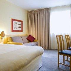 Отель Novotel Manchester West Великобритания, Манчестер - отзывы, цены и фото номеров - забронировать отель Novotel Manchester West онлайн комната для гостей фото 4