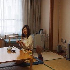 Отель Kyukamura Ohmi-Hachiman Омихатиман удобства в номере