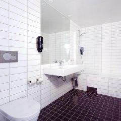Отель Clarion Collection Hotel Hammer Норвегия, Лиллехаммер - отзывы, цены и фото номеров - забронировать отель Clarion Collection Hotel Hammer онлайн ванная фото 2
