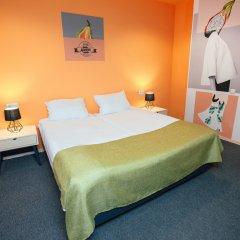 Jam Hotel Lviv Hnatyka комната для гостей