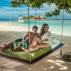 Отель Sandals Royal Caribbean & Private Island All Inclusive Couples Only детские мероприятия фото 2