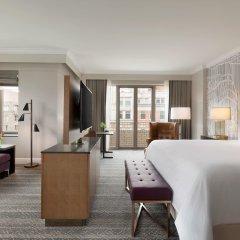 Отель Fairmont Washington, D.C., Georgetown комната для гостей фото 3