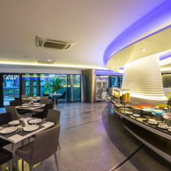 Отель Blue Boat Design Hotel Таиланд, Паттайя - отзывы, цены и фото номеров - забронировать отель Blue Boat Design Hotel онлайн питание фото 2